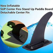 1* Inflatable Detachable Center Fin For SUP Stand Up Paddle Surf Board Longboard