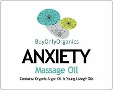 ANXIETY Remedy Young Living® Oils Organic Argan Oil RollOn Dropper