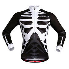 Unisex Polyester Gym Cycling Jersey Outdoor Sports Cycling Shirt Bike Jersey