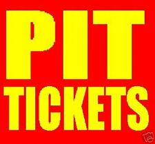 2 PIT Tickets Katy Perry Sprint Center Kansas City MO Friday October 27, 2017