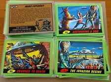 Topps Mars Attacks! Heritage Selection of Green Bordered Parallel Cards Part 2