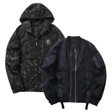 Men's Camouflage Coat Mens Hoodies Casual Jacket Windbreaker Coats Outerwear