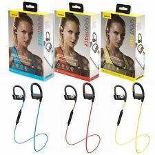 Bluetooth Earbuds JABRA Sport Pace Wireless Stereo Headset iPhone Phone 3 Color