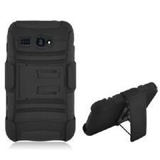 Armor Rugged Hybrid Resistant Protective Case Cover For Kyocera Hydro C5170 Boos