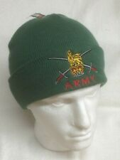 British Army - Woolly Hats / Woolly Beanies / Baseball Caps - Various Colours