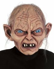 Lord of the Rings Costume Accessory, Mens Gollum Full Mask