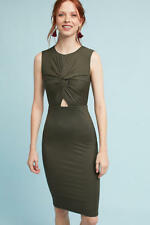 NWT ANTHROPOLOGIE KNOTTED CUTOUT DRESS by BAILEY 44 M