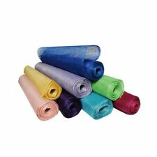AS002 50cm of top quality machine woven soft stiffened sinamay