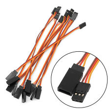 15cm JR Servo Extension Lead Wire Cable For RC Futaba Spektrum (Male to Female)