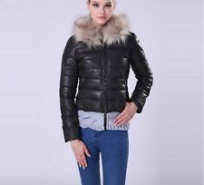 GIUBBINO GIUBBOTTO GIACCA PARKA DONNA FASHION Women Winter Coat Cotton