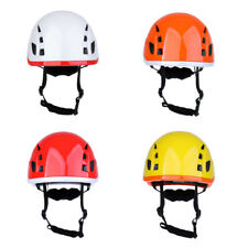 CE - Adjustable Safety Rock Climbing Caving Aerial Work Downhill Rescue Helmet