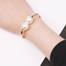 Bracelet Women Open Cuff Bracelets Jewelry 1Pcs Heat Sell Simulated Pearl