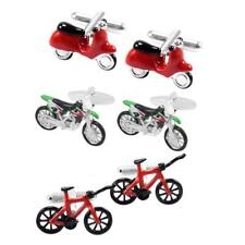 Metal Novelty Motorcycle Cufflinks Bike Cuff Links Motocross Fashion Men