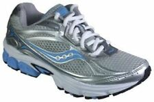 SAUCONY Women's Pro Grid Ignition 3  •SILVER/GREY/BLUE• Running Shoe