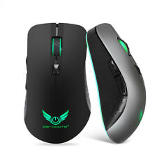 Ergonomic 2.4Ghz Mini Wireless Optical Gaming Mouse Mice USB Receiver For PC