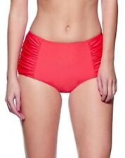 Lepel Holiday Sparkle Bikini Briefs In Red BNWT £16 With Free UK Postage