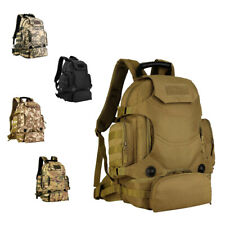 40L Molle Hunting Hiking Mountaineering Camping Travel Backpack Outdoor Bag