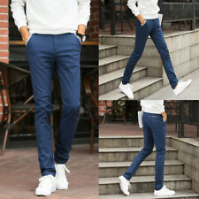 Men's trousers Multi-color ultra-thin pants Casual pants Straight pants Autumn