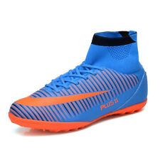 Boys High Top Soccer Shoes Outdoor Soccer Boots Football Sneakers Soccer Cleats