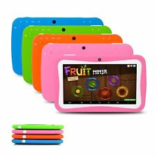 7'' inch Kids Tablet PC Android 5.1 Quad Core 8GB Bluetooth Wi-Fi Children XGODY
