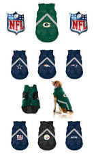 NFL DOG PUFFER VEST JACKET * Choose Your Team *  Football Fan Pet Puppy Coat