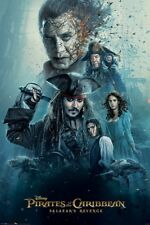 Pirates of the Caribbean Burning Poster 61x91.5cm