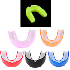 Adult Junior Gum Shield Mouth Guard Teeth Protector Rugby Boxing Mouthguard