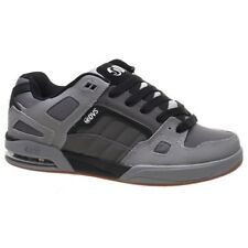 DVS Drone + Charcoal/Grey Leather Shoe. DVS Shoes DVS Trainers DVS Mens Shoes
