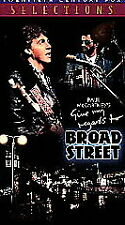 Paul McCartney Give My Regards to Broad Street VHS 1996 New Sealed