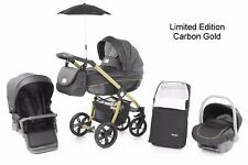 Babystyle Prestige 2 Pram / Pushchair / Travel System in 11 Colour Pack Choices