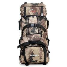 70L Men Military Backpack Large Capacity Camouflage Bag Women Mountaineering Bac