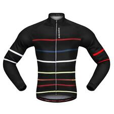 Outdoor Sports Gym Running Cycling Jersey Riding Jersey Cycling Shirt Black