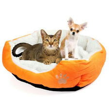 Puppy Cushion House Soft Warm Kennel Dog Mat pet bed Pet Dog Cat Bed
