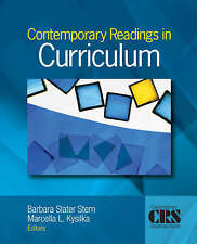 Contemporary Readings in Curriculum by SAGE Publications Inc (Paperback, 2008)