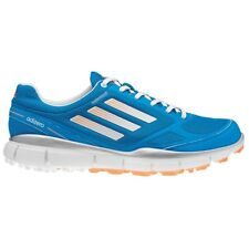 NEW WOMENS ADIDAS ADIZERO SPORT II GOLF SHOES BLUE/WHITE Q46778 - PICK YOUR SIZE