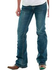 Cowgirl Tuff Women's Don't Fence Me In Jeans - Boot Cut - J-DFMI