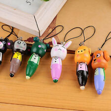 1 Pcs Ballpoint Pens Stationery Cartoon School Writing Supplies Animal Pendant