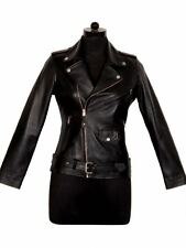 New Original Klassic Gorgeous Collection Lambskin Leather Jacket For Women W309