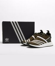 Adidas x White Mountaineering NMD R2 PK Olive CG3649 prime knit ultra boost
