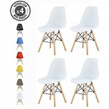 Eames Eiffel DSW Retro Vintage Plastic Dining Office Lounge Chair Modern Design