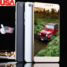 "6"" Unlocked Quad Core Android 5.1 Smartphone IPS GSM GPS 3G Wifi Cell Phone USA"