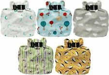Bambino Mio Wet Nappy Bag Reusable Nappy Accessory Baby/Toddler Changing -BN