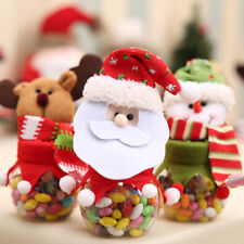 Christmas Decorations Gift Santa Claus Chocolates  Boxes (not include candy)^v^