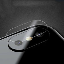 Back Rear Camera Lens Screen Tempered Glass Protector Cover Film For iPhone