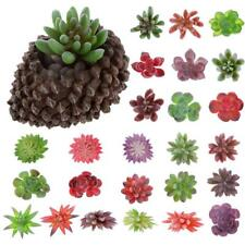 Simulation Fake Succulent Plant Real Touch Grass Floral Home Garden Decoration