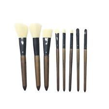 8pcs Eyeshadow Foundation Blending Brush Set Eyes Lip Makeup Cosmetic Tool