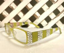 READING GLASSES MADE WITH SWAROVSKI CRYSTAL ELEMENTS +1.50