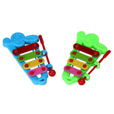 4-Note Xylophone Wisdom Development Instrument  Musical Toys Gift For Child^v^