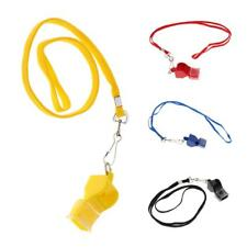 Soccer Basketball Coach Referee Whistle, Camping Survival Safety Whistle