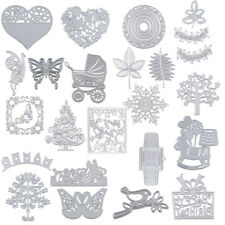 Metal Cutting Dies Stencils for DIY Scrapbooking Photo Album Paper Cards Gifts